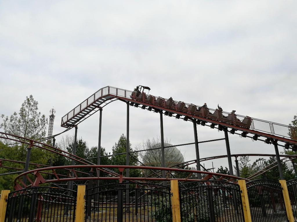 Attractiepark Slagharen Mine Train