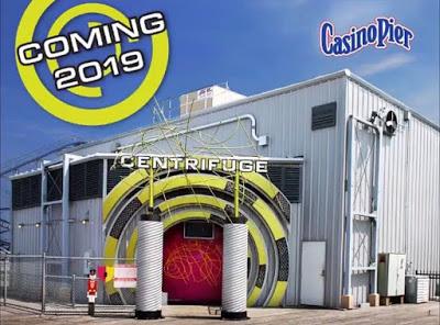 Casino Pier Centrifuge