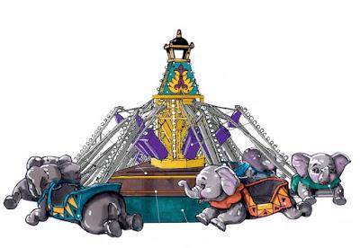 Casino Pier Elephant