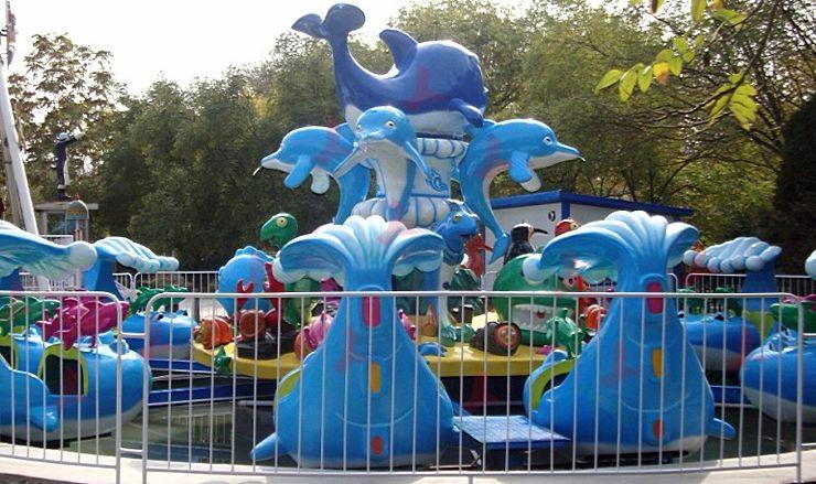 Churpfalzpark Island Ride