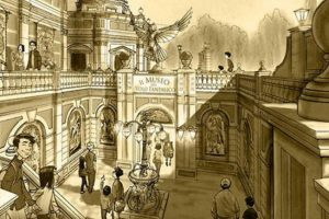 DisneySea Soaring Artwork News