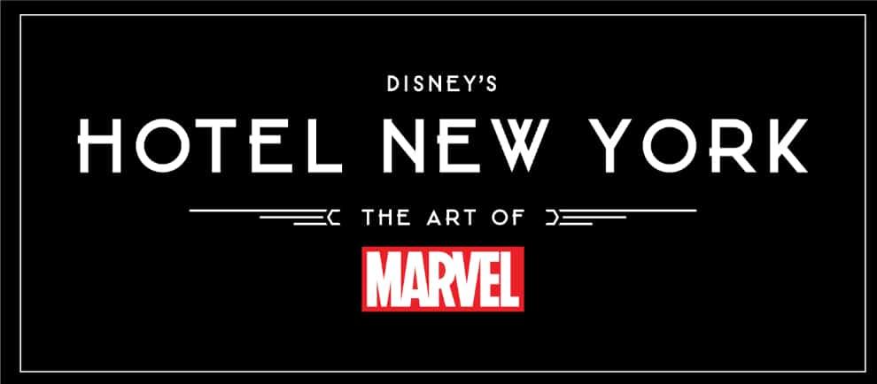Disneyland Paris Hotel New York Logo