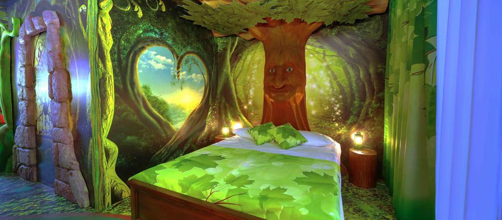 Gardaland Resort Gardaland Magic Hotel Zimmer