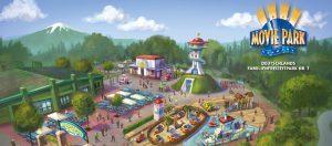 Movie Park Germany Paw Patrol Adventure Bay Konzept News