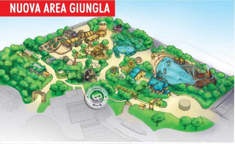 Rainbow Magicland Tonga Konzept