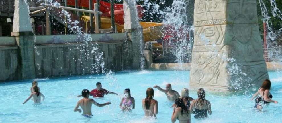 Six Flags Hurricane Harbor New Jersey Calypso Springs News