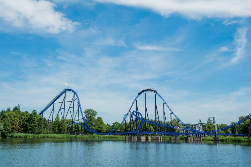 Walibi Holland Goliath