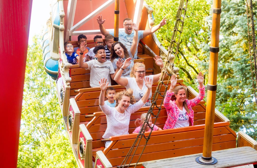 Avonturenpark Hellendoorn Schiffschaukel News