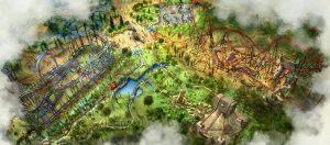 """Bobbejaanland enthüllt neuen Themenbereich """"Land of Legends"""""""