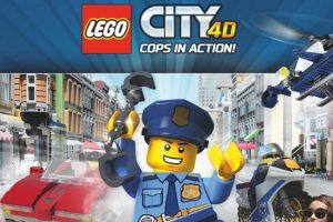 """Ab 30. Mai wird es im in den LEGO Studios mit dem neuen 4D-Film """"LEGO City 4D - Cops in Action"""" turbulent und actionreich. © Legoland Deutschland"""