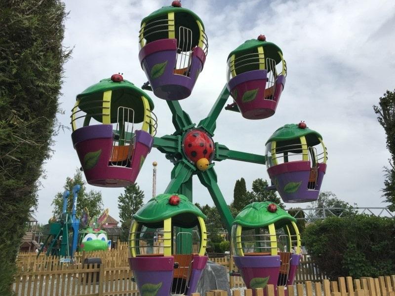 Parc du Bocasse Apples Wheel