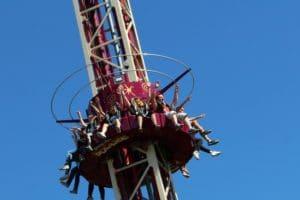 Parc du Bocasse Flash Tower