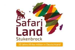 Aus Zoo Safaripark Stukenbrock wird das Safariland Stukenbrock samt neuem Logo © Safariland Stukenbrock