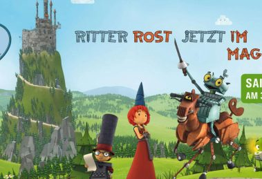 Aus dem Magic Park Verden wird nun der Ritter Rost - Magic Park Verden © Ritter Rost - Magic Park Verden