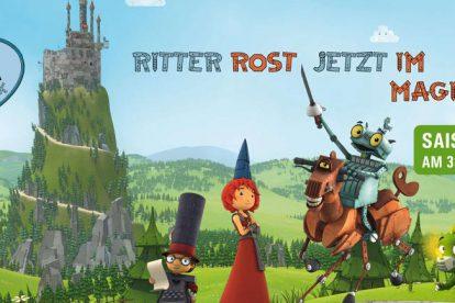 Aus dem Magic Park Verden wird nun der Ritter Rost Magic Park Verden © Ritter Rost - Magic Park Verden