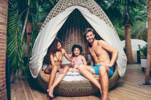 Entspannter Familienurlaub in der Therme Erding © Therme Erding