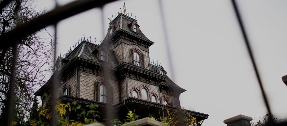 """Phantom Manor"" © Disneyland Paris"