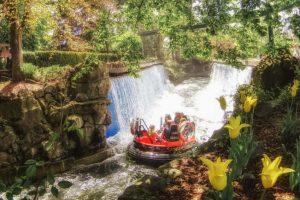 """Fjord Rafting"" im Europa-Park Resort © Europa-Park Resort"