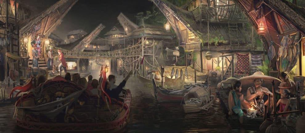 """""""Piraten in Batavia"""" kommen zurück © Europa-Park Resort"""