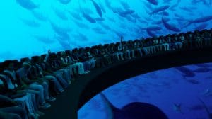 "Konzept ""Dome Ride Theater"" © Intamin"