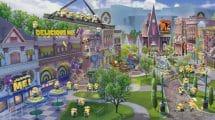 "Konzept ""Minions Park"" © Universal Studios Singapore"