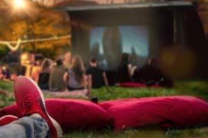 """An vier Abenden im Juni bietet der Europa-Park ein """"Open Air Cinema"""" © Europa-Park Resort"""