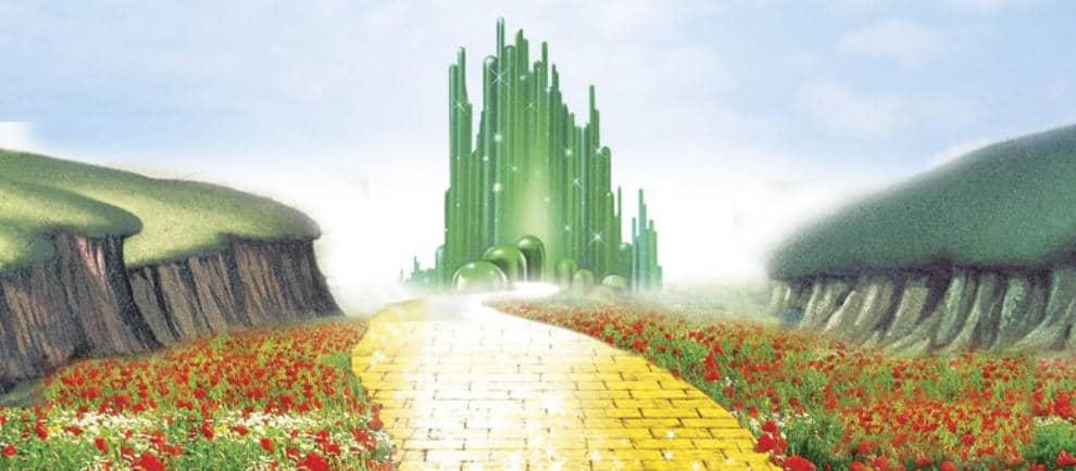 Den Zauberer von Oz live erleben © Parque Warner