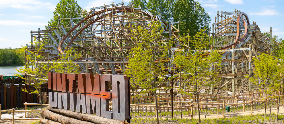 """Untamed"" © Walibi Holland"