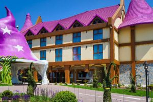 """Zauberhafte Nächte warten auf die Besucher im """"Gardaland Magic Hotel"""" © Gardaland"""