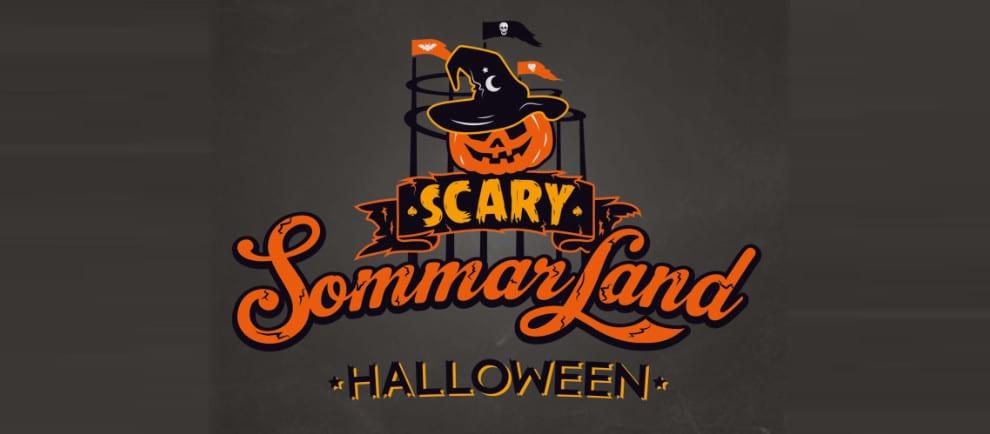 """Zum Ende der Saison wird das Skara Sommarland zum """"Scary Sommarland"""" © Skara Sommarland"""