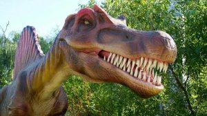"""""""Dinosaurs Alive"""" ist bald Geschichte in Valleyfair © Valleyfair"""