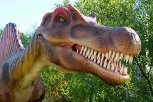 """Dinosaurs Alive"" ist bald Geschichte in Valleyfair © Valleyfair"