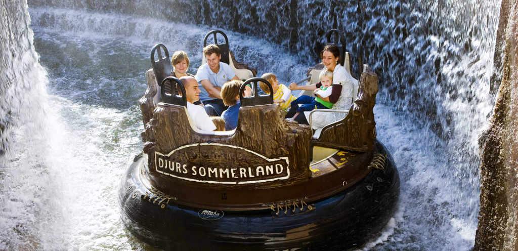 djurs sommerland rio grande rafting