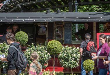 """Auch auf spanische Gerichte des """"Sancho Panza"""" dürfen sich die Besucher beim Street Food Festival im Europa-Park freuen. © Europa-Park Resort"""