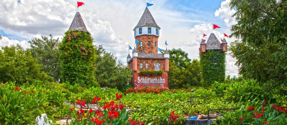 © Schlitterbahn New Braunfels