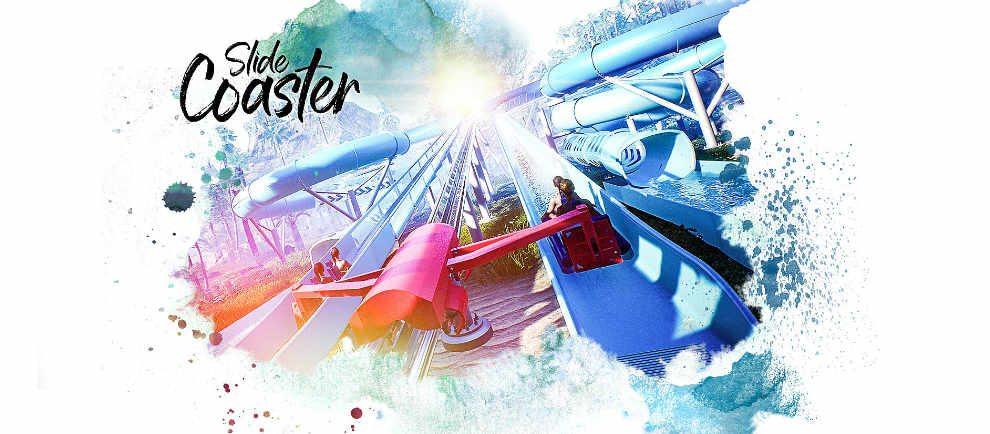 """""""Slide Coaster"""" verspricht ein einmaliges Fahrerlebnis © wiegand.waterrides"""