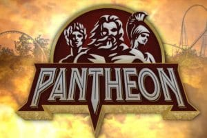 """Pantheon"" kommt 2020 in Busch Gardens © Busch Gardens Williamsburg"