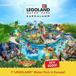 gardaland legoland water park visual