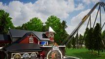 """Die größte Achterbahn im Park """"Candymonium"""" © Hersheypark"""