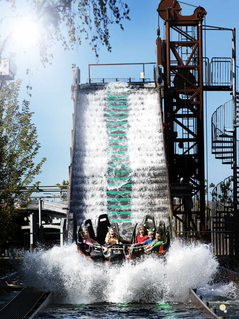 Vikings River Splash © Legoland Billund