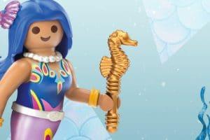 """Das """"Königreich der Meerjungfrauen"""" im Playmobil FunPark © Playmobil FunPark"""