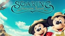 """Soaring: Fantastic Flight"" © Tokyo DisneySea"