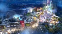 disney california adventure avengers campus konzept news