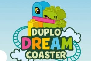 "Logo vom ""Duplo Dream Coaster"" © Legoland Windsor Resort"