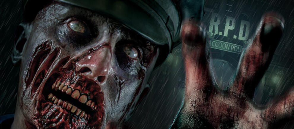 """Resident Evil – The Extreme"" © Universal Studios Japan"