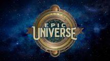 "Das Logo von ""Universal's Epic Universe"" © Universal Studios Orlando"