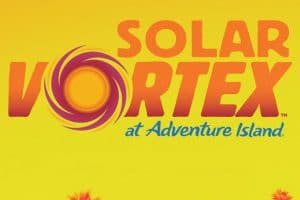 """Solar Vortex"" ist ein Highlight in Adventure Island © Adventure Island"