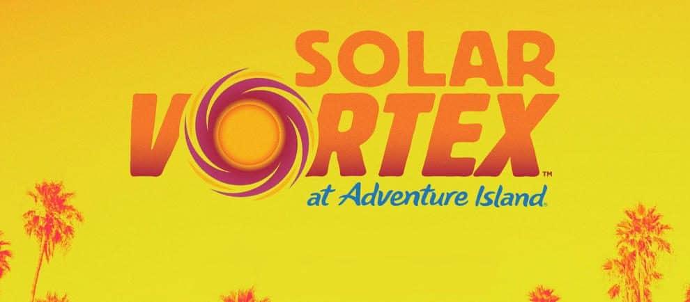"""""""Solar Vortex"""" ist ein Highlight in Adventure Island © Adventure Island"""