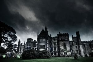 Die mystischen Alton Towers zum ScareFest © Alton Towers Resort