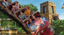 Bellewaerde ist ein toller Mix aus Zoo und Freizeitpark © Bellewaerde